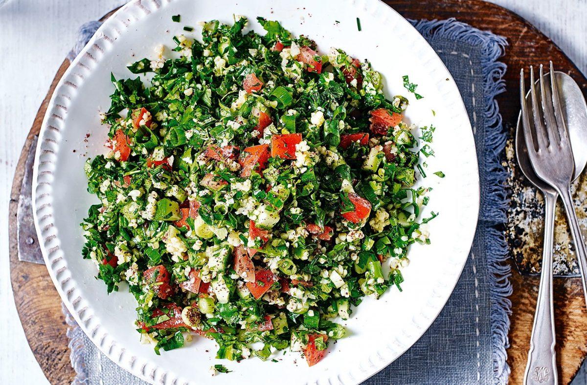 Nyári hőségben frissíts bulgur salátával!